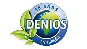 Foto de Denios celebra la jornada técnica por su décimo aniversario, HazMat Forum, en Bilbao