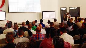 Foto de M�s de medio centenar de clientes acompa�an a Iscar Ib�rica al seminario t�cnico en Israel