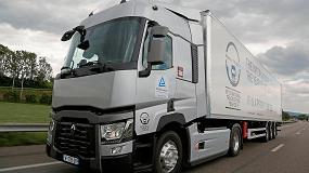 Foto de El TÜV certifica una reducción del 10,9% en el consumo del Renault Trucks T Optifuel