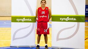 Foto de Syngenta renueva el patrocinio del equipo femenino del Club Baloncesto Almería