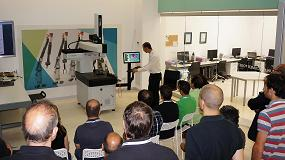 Foto de Alta participaci�n e inter�s en los eventos de Hexagon Metrology