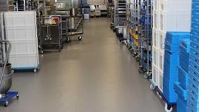 Foto de Los suelos Altro aportan seguridad y confort en una de las cocinas más exigentes