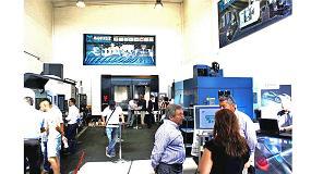 Foto de Maquinser organiza un OpenTech en Madrid sobre mecanizado de 5 ejes