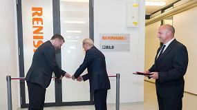 Foto de Renishaw abre nuevo centro de investigación en Eslovenia