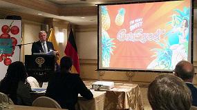 Foto de Fruit Logistica completa con gran éxito su gira latinoamericana 2015 por Ecuador, Panamá y República Dominicana