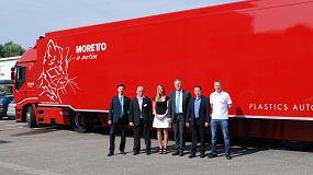 Foto de Satisfacción en Moretto con su roadshow emprendido por Alemania