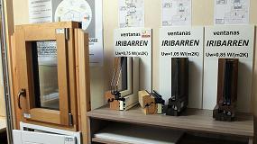 Picture of Iribarren avanza en el mercado de las casas pasivas con su ventana Ir-Futura