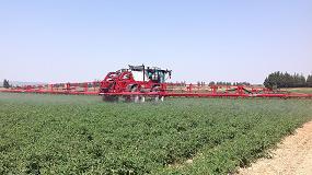 Picture of El nuevo pulverizador autopropulsado Agrifac aterriza en Espa�a de la mano de Horticulture Solutions