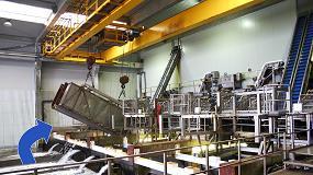 Foto de Nuevos sistemas de accionamiento robustos y resistentes al agua de mar para las cintas transportadoras de mariscos