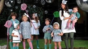 Picture of Jos� Var�n se lanza al circuito internacional de ferias de moda infantil