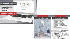 Picture of Nueva web de Hygolet, con ofertas y m�s contenidos