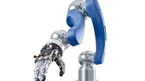 Foto de La mano robótica de Schunk, casi tan hábil como una humana