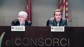 Foto de Sixte Cambra, nuevo presidente de la asociaci�n Barcelona-Catalunya Centre Log�stic