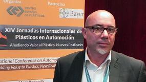 Foto de Entrevista a Antonio Mu�oz, presidente del comit� organizador de CEP Auto y director comercial del �rea de inyecci�n de Coscollola Comercial