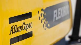 Foto de Atlas Copco presenta un nuevo equipo de perforaci�n para satisfacer la creciente demanda de construcci�n