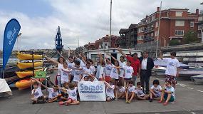 Picture of Ecomar y el Real Club Mar�timo del Abra promueven el reciclaje y el cuidado de nuestros mares y costas