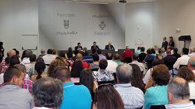 Foto de Ciudad Real pone en valor el éxito de Fercam como referente del sector agroalimentario
