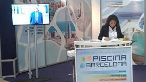 Foto de Buenas perspectivas para Piscina & Wellness Barcelona que crece en empresas y superficie