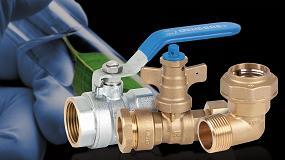 Picture of Las v�lvulas Genebre, aptas para su uso con agua potable
