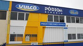 Fotografia de Vulco y el Grupo Salco abren su primer taller conjunto en Portugal