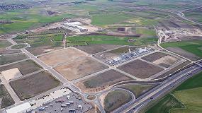 Foto de Michelin ubica su nuevo centro log�stico pen�nsular en la Plataforma Central Iberum