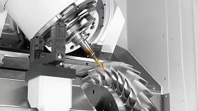 Foto de Calidad hasta el último detalle en el mecanizado de Blisk y álabes de turbinas