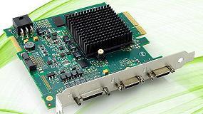 Picture of Xtium-CL MX4, placa de captura CameraLink de alta velocidad de Teledyne Dalsa