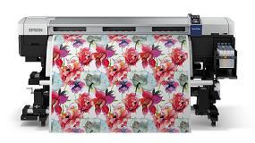 Foto de Epson aumenta su capacidad de imprimir sobre cualquier superficie con nuevos modelos de sublimación