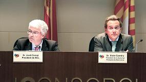 Picture of Sixte Cambra, nombrado nuevo presidente de la asociaci�n Barcelona-Catalunya Centre Log�stic
