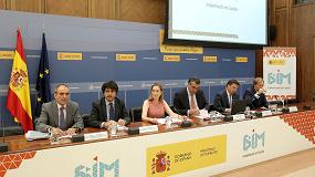 Foto de El Ministerio de Fomento constituye la Comisión para la implantación de la metodología BIM
