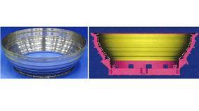 Foto de Conceptos de utillaje para la mejora del mecanizado de componentes aeron�uticos de baja rigidez