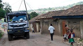 Foto de Renault Trucks forma a 150 mecánicos del Programa Mundial de Alimentos en Africa