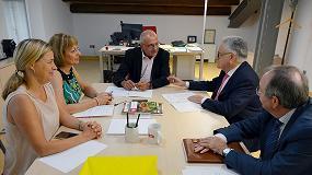 Foto de Eurosemillas y el IRTA consolidan su colaboración en el ámbito agroalimentario