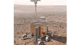 Picture of Las bater�as de litio-i�n de Saft proporcionan energ�a al robot Exomars en su misi�n al planeta rojo