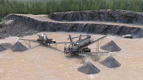 Foto de La Serie NW de Metso ofrece la instalación completa de plantas móviles de trituración y cribado en 12 horas