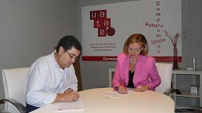 Foto de La Fundaci�n Laboral de la Construcci�n y Uatae firman un acuerdo para impulsar la formaci�n de los aut�nomos