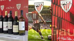 Picture of El Athletic Club 'ficha' a los vinos de La Rioja Alta, S.A.