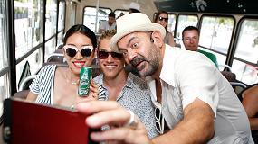 Fotografia de 100.000 personas han disfrutado del Perrier Beach Bus en Barcelona y M�laga