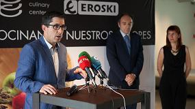 Fotografia de Basque Culinary Center y Eroski convocan la IV edici�n del Concurso �Cocinando nuestros sabores� para ensalzar los productos locales