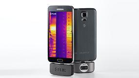 Foto de Adaptar una cámara termográfica a un Smartphone iOS o Android