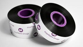 Foto de Markem-Imaje presenta su nuevo ribbon SmartDate Xtra, un nuevo punto de referencia internacional para su gama de codificadores de transferencia t�rmica SmartDate