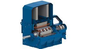 Foto de Los nuevos motores síncronos de WEG son resistentes y dinámicos