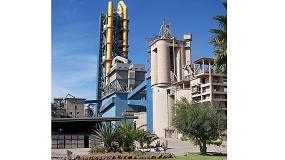 Foto de La f�brica de cemento de M�laga recibe el certificado ISO 50001 que reconoce su compromiso medioambiental