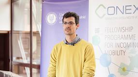 Foto de Entrevista a Lucas Viani, investigador Conex de la UC3M