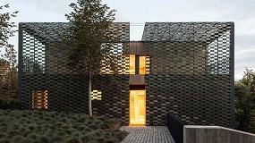 Fotografia de Flexbrick crea una soluci�n unificada para la fachada, cubierta, p�rgola y celos�a de la TR House