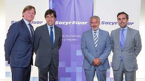 Picture of Sacyr y Fluor crean una joint venture