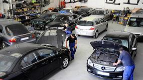 Picture of La actividad de los talleres crece un 5% en los primeros siete meses de 2015