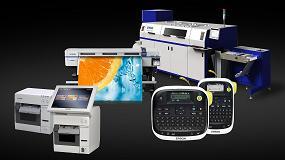 Foto de Epson muestra todo su potencial en producción digital de etiquetas en LabelExpo 2015