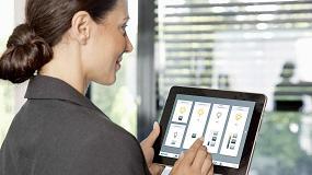 Foto de Siemens presenta un nuevo sistema para la gestión automatizada de las habitaciones