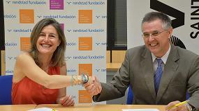 Fotografia de Saint-Gobain Isover y Fundaci�n Randstad firman un acuerdo de colaboraci�n